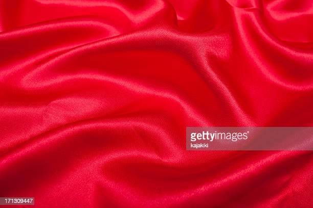 Red silk or satin background