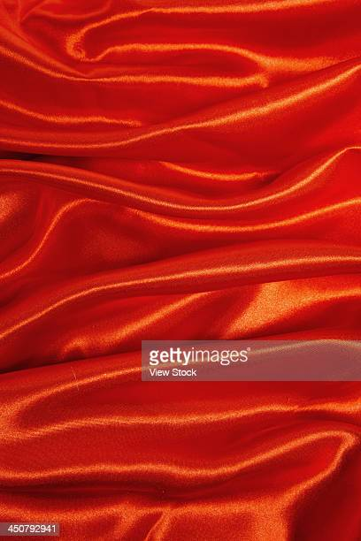 red silk - brocade stock pictures, royalty-free photos & images