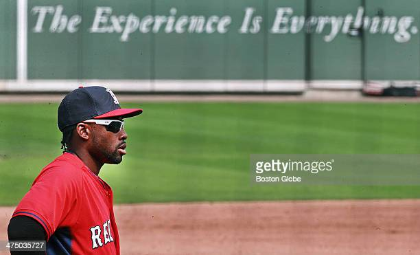Red Sox center fielder Jackie Bradley, Jr. Got some valuable experience last season, both positive and negative, as he started the season on the...