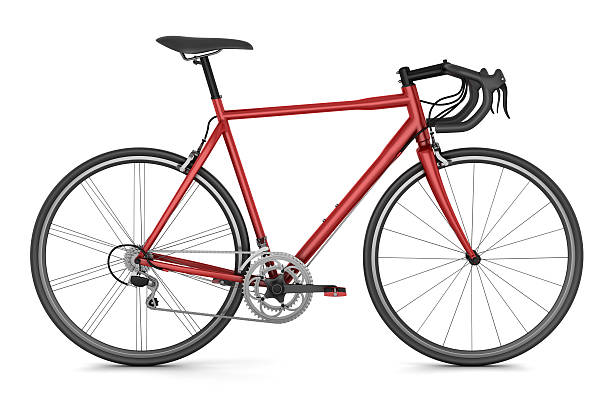 Free bike white background images pictures and royalty free stock red sport bicycle isolated on white background voltagebd Image collections