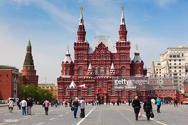 Red Square, State History Museum