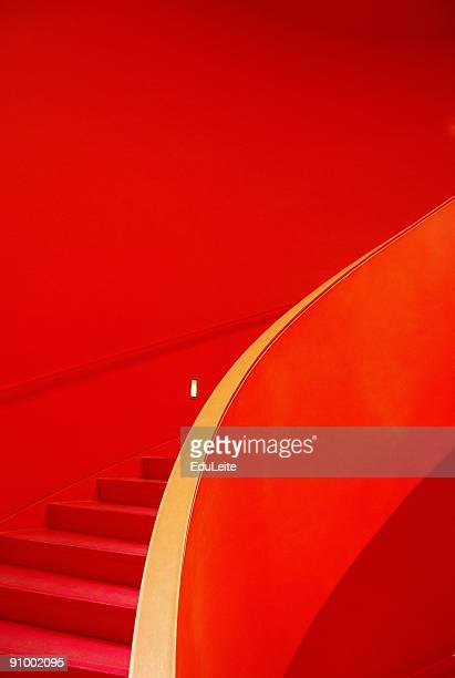 Red Treppe