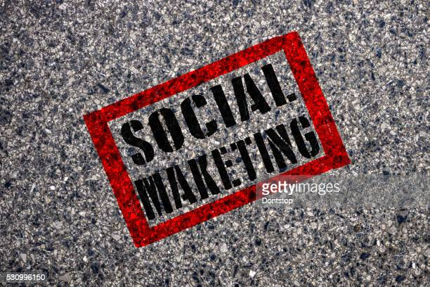 Red Stamp - Social Marketing