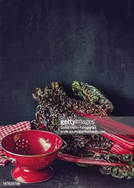 Red swiss chard