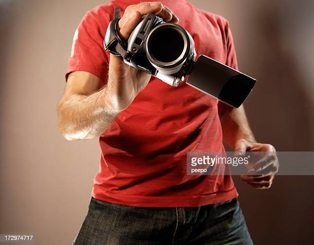 red tee shirt series - headless man stock pictures, royalty-free photos & images