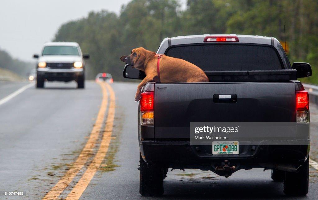 Powerful Hurricane Irma Slams Into Florida : News Photo