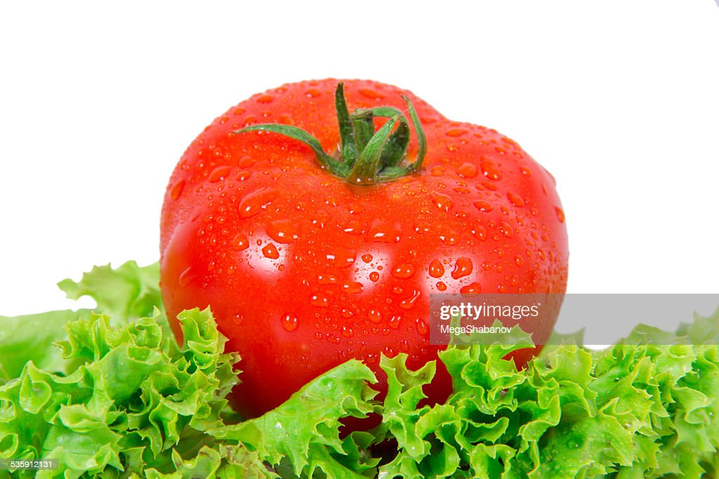 Red tomato : Stock Photo