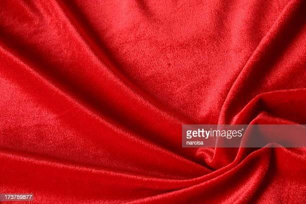 Roter Samt-Hintergrund 3