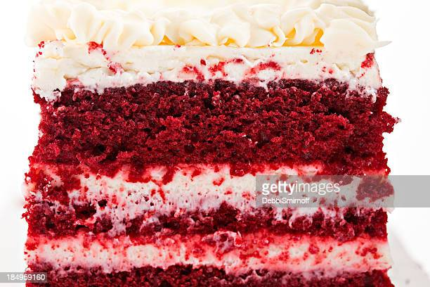 Enjoyable Red Velvet Cake Stock Pictures Royalty Free Photos Images Funny Birthday Cards Online Chimdamsfinfo