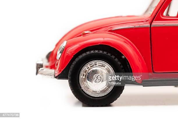 Red VW Käfer