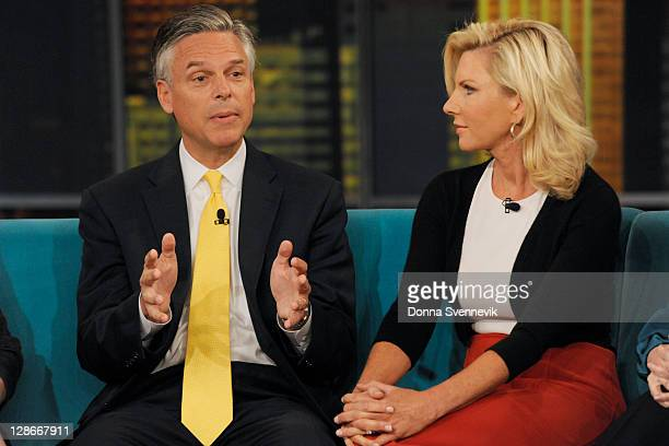 THE VIEW Red White and View welcomes first time guest Jon Huntsman and his wife Mary Kaye live today on The View The View airs MondayFriday on the...