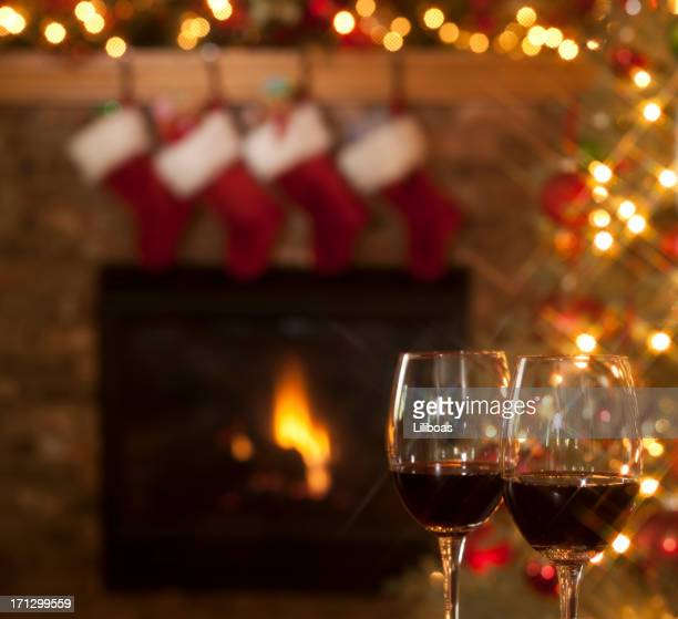 Red Wine and Christmas