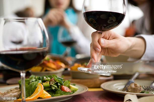 red wine - course meal stock pictures, royalty-free photos & images