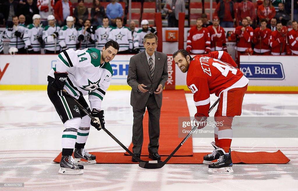 Dallas Stars v Detroit Red Wings : News Photo