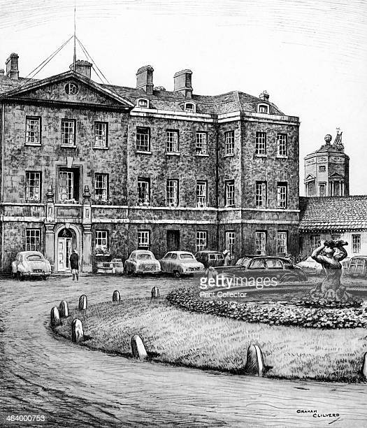 Redcliffe Infirmary Oxford c19501970 Named after the physician John Radcliffe the Radcliffe Infirmary was Oxford's first hospital opening in 1770 It...