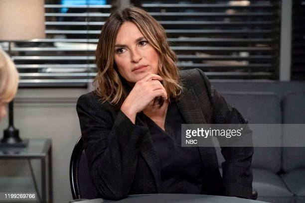 UNIT Redemption In Her Corner Episode 21013 Pictured Mariska Hargitay as Captain Olivia Benson