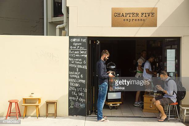 Redfern - Chapter Five Cafe