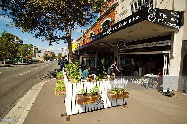 Redfern - The Crepe & Coffee Co. Cafe