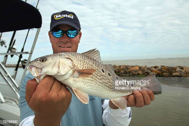 Redfish caught on November 30 2006 in the Florida Keys
