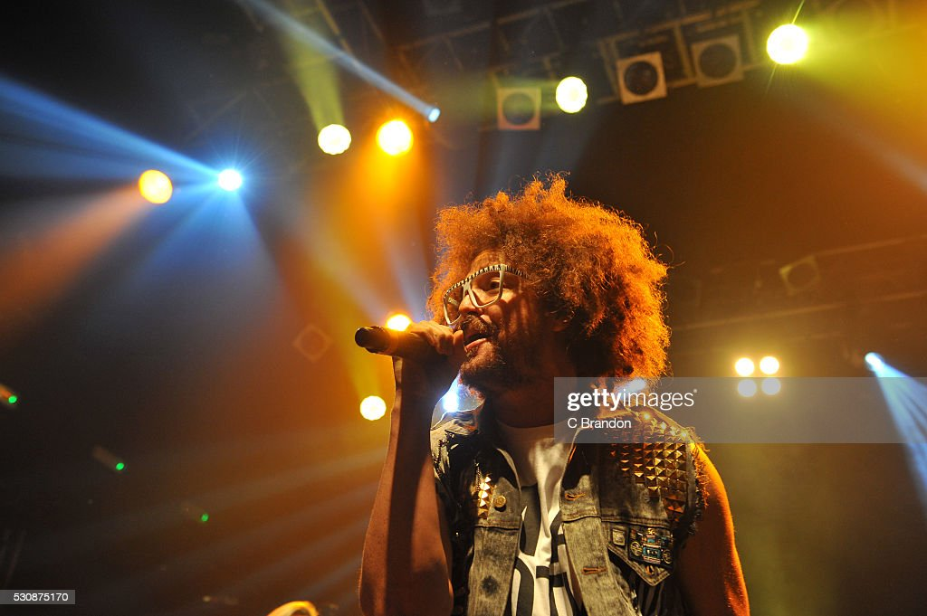 Redfoo And The Party Rock Crew Perform At KOKO In London