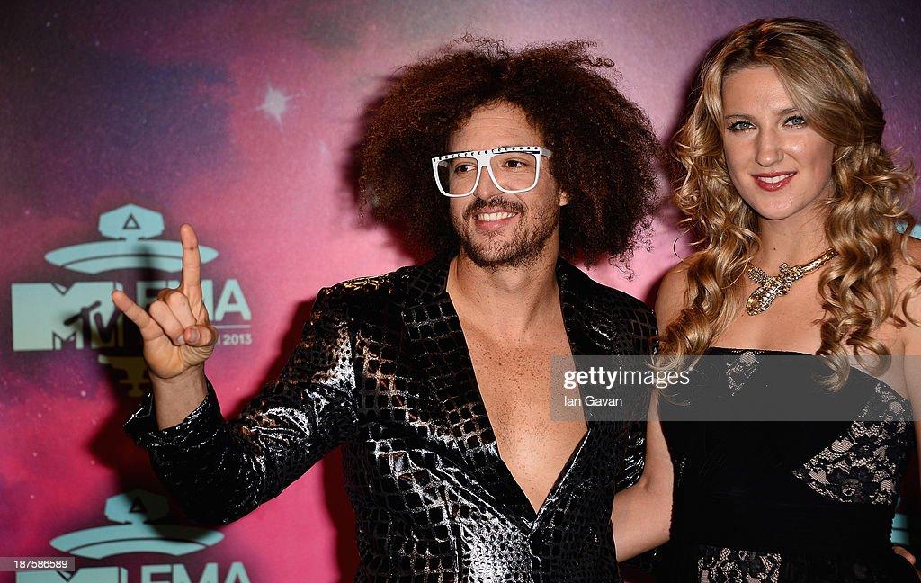 MTV EMA's 2013 - Red Carpet Arrivals