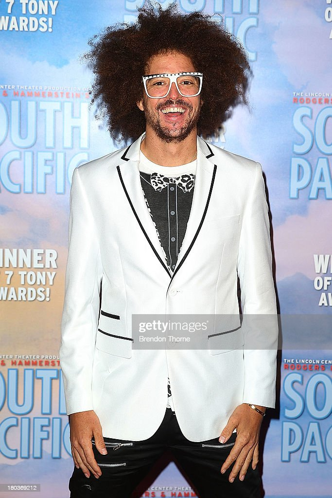 """""""South Pacific"""" Opening Night - Arrivals"""