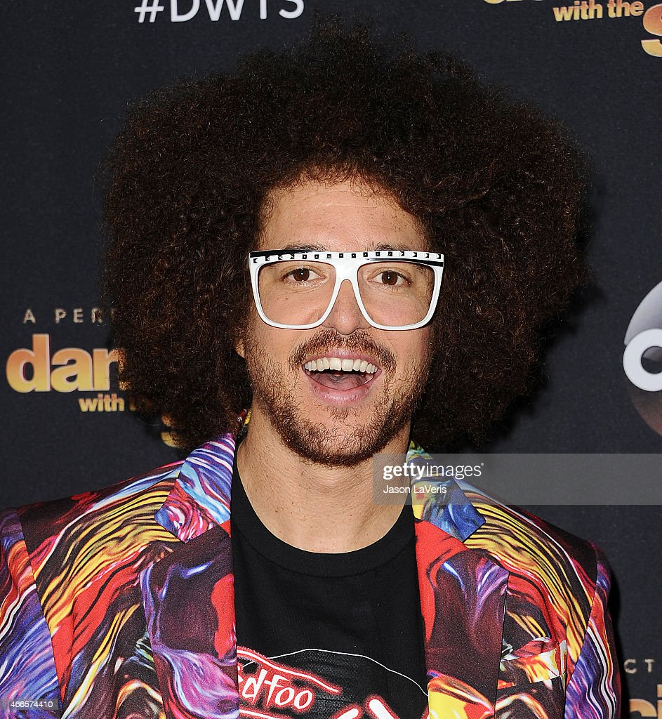 Redfoo attends ABC's 'Dancing With The Stars' season premiere at HYDE Sunset: Kitchen + Cocktails on March 16, 2015 in West Hollywood, California.