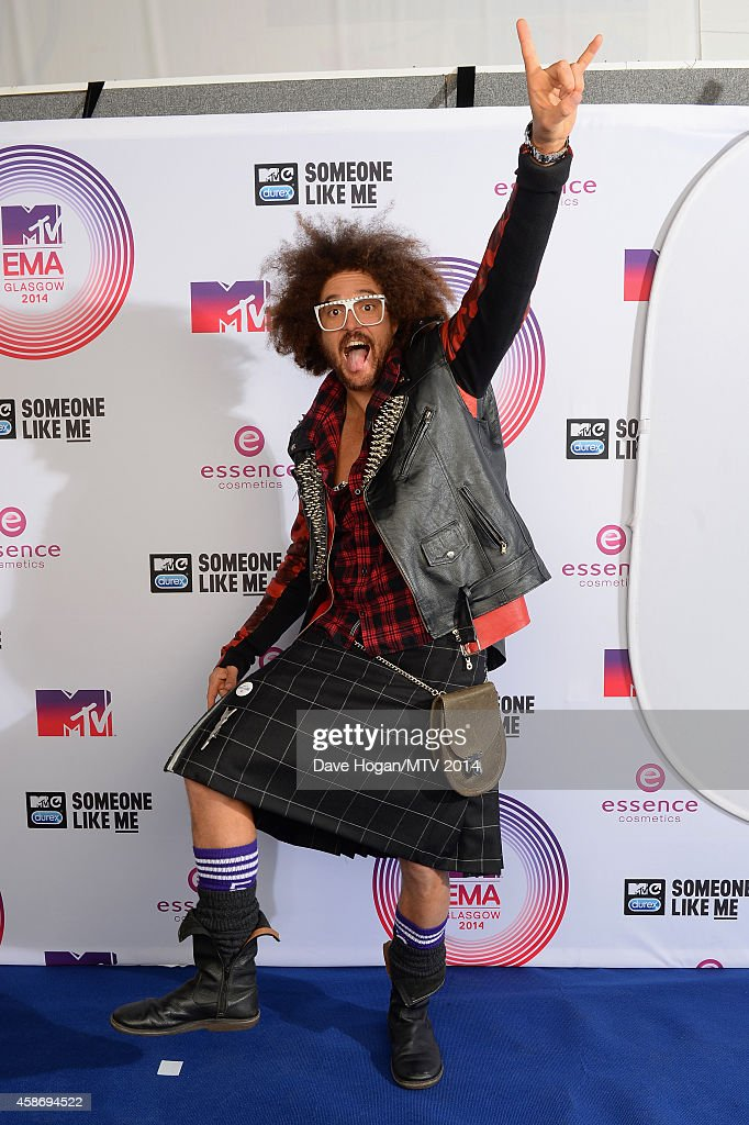 MTV EMA's 2014 - Pre Red Carpet Arrivals