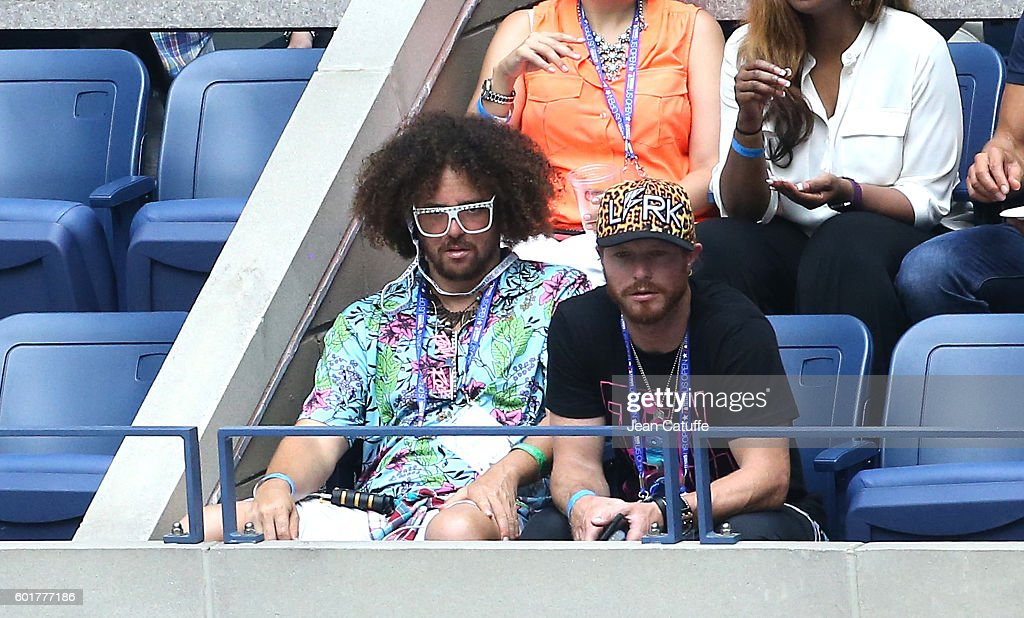 2016 US Open Celebrity Sightings - Day 12
