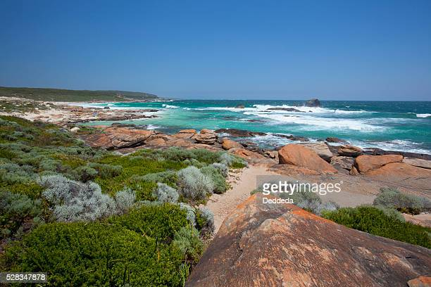 Redgate Beach Near Margaret River; Western Australia Australia