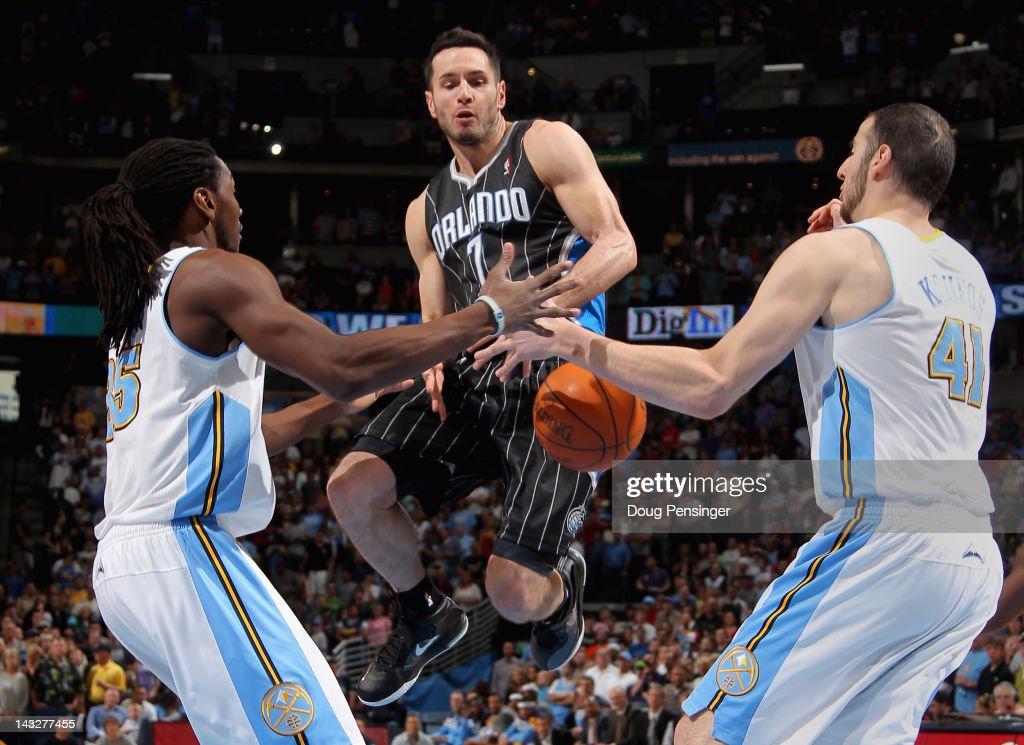 Orlando Magic v Denver Nuggets : News Photo