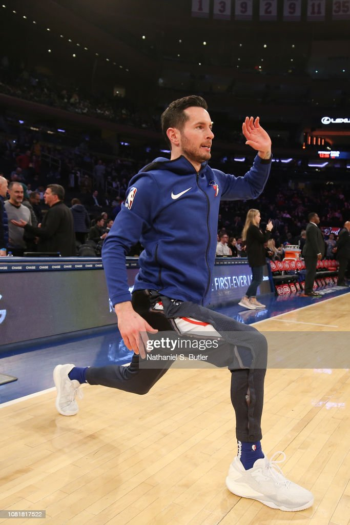 Philadelphia 76ers v New York Knicks : News Photo