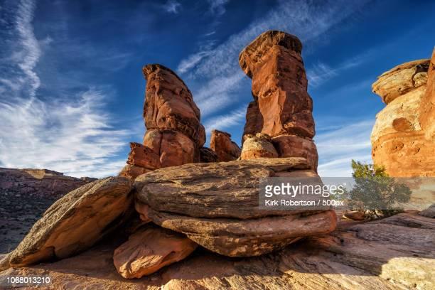 redlands, united states - colorado national monument stock-fotos und bilder