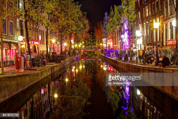 Red-light district, Amsterdam, Netherlands