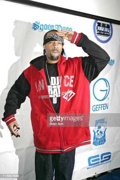 Redman during Snoop Dogg's Tha Blue Carpet Treatment Album Preview Party at Strata Night Club in