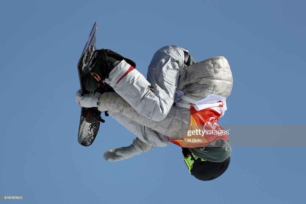 Redmond Gerard of the United States competes during the Snowboard Men's Slopestyle Final on day two of the PyeongChang 2018 Winter Olympic Games at Phoenix Snow Park on February 11, 2018 in Pyeongchang-gun, South Korea.