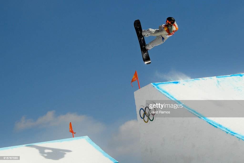 Snowboard - Winter Olympics Day 2 : News Photo