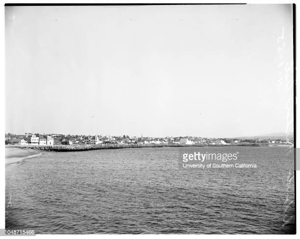 Redondo Harbor Oil how people will vote 1 November 1955 Miss Genevieve KellyMiss Julia KellyMiss Florence KellyMrs Irene GoldstoneRobert Goldstone...