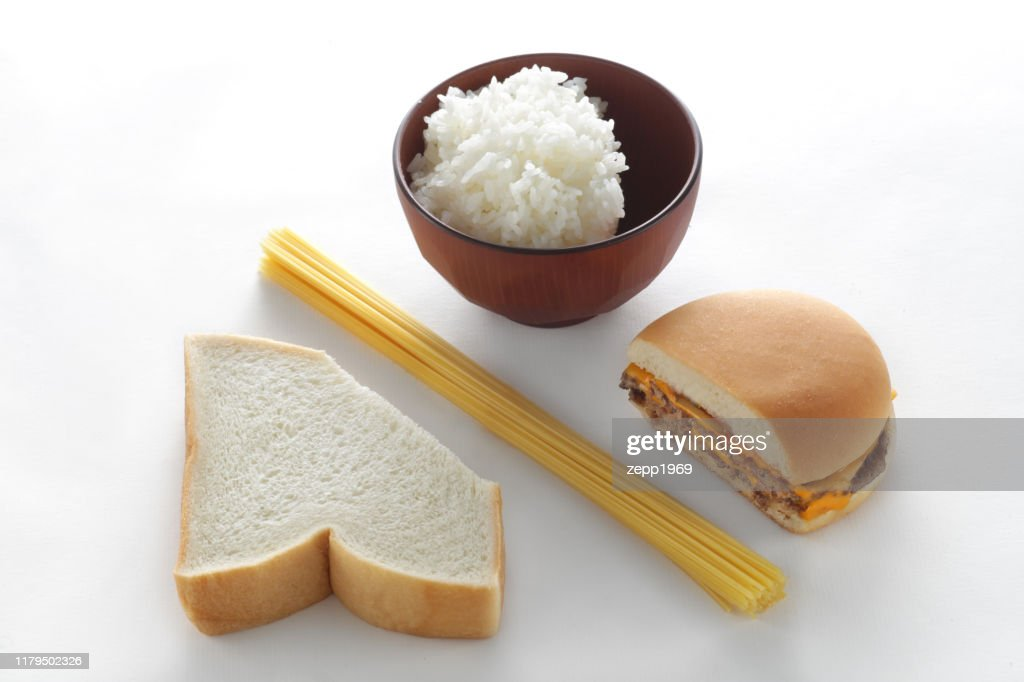 Reduce carbohydrates : Stock Photo