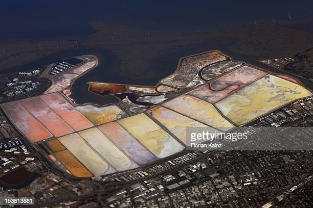 Redwood City Salt Ponds