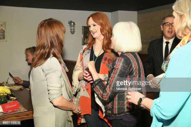 Ree Drummond and guests attend The Pioneer Woman Magazine Celebration with Ree Drummond at The Mason Jar on June 6, 2017 in New York City.