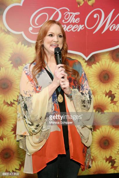 Ree Drummond attends The Pioneer Woman Magazine Celebration with Ree Drummond at The Mason Jar on June 6, 2017 in New York City.