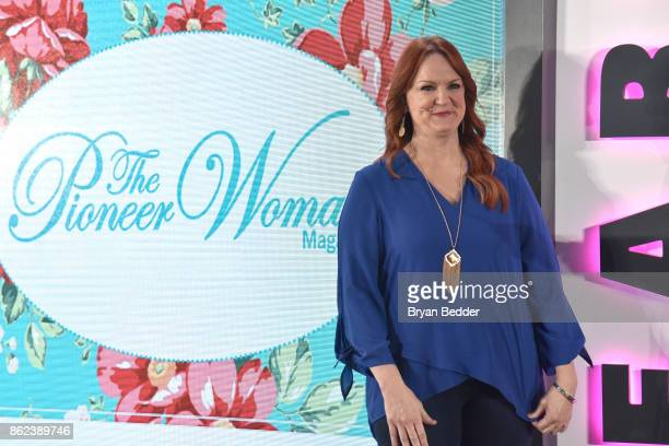 Ree Drummond speaks onstage at Hearst Magazines' Unbound Access MagFront at Hearst Tower on October 17, 2017 in New York City.