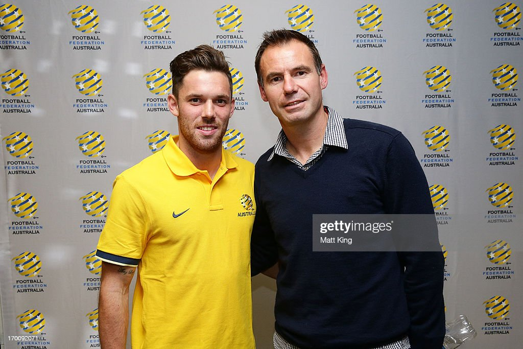 Young Socceroos Farewell Function