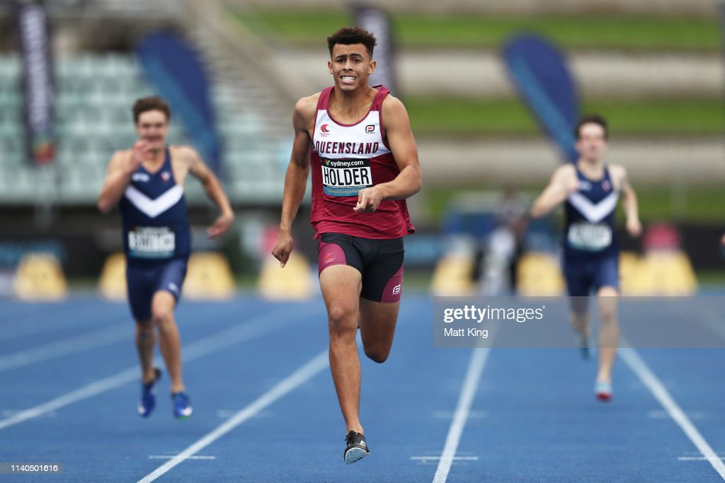 Australian Track and Field Championships : News Photo