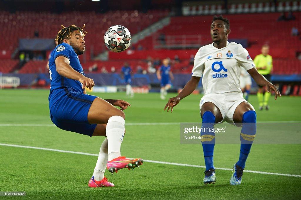 Chelsea FC v Porto  - UEFA Champions League Quarter Final: Leg Two : News Photo