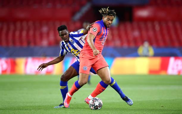 ESP: FC Porto v Chelsea FC  - UEFA Champions League Quarter Final 3: Leg One