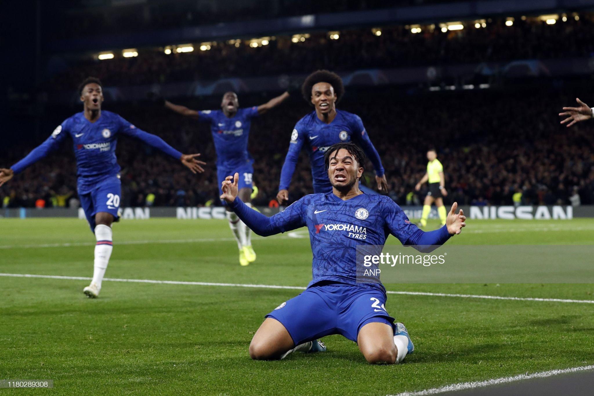 "UEFA Champions League""Chelsea FC v Ajax Amsterdam"" : News Photo"
