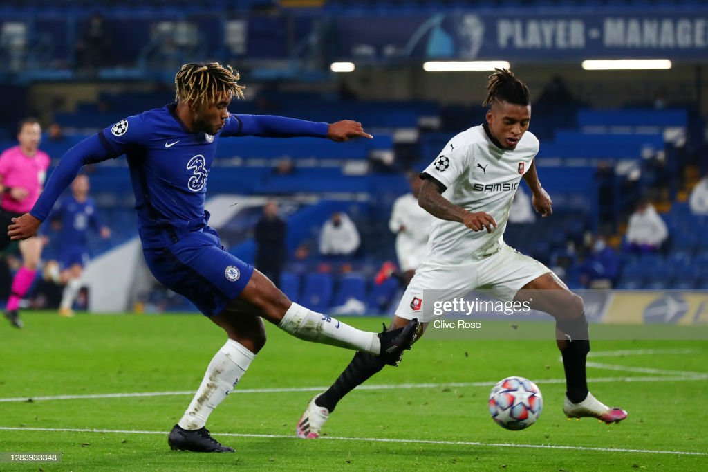 Chelsea FC v Stade Rennais: Group E - UEFA Champions League : News Photo