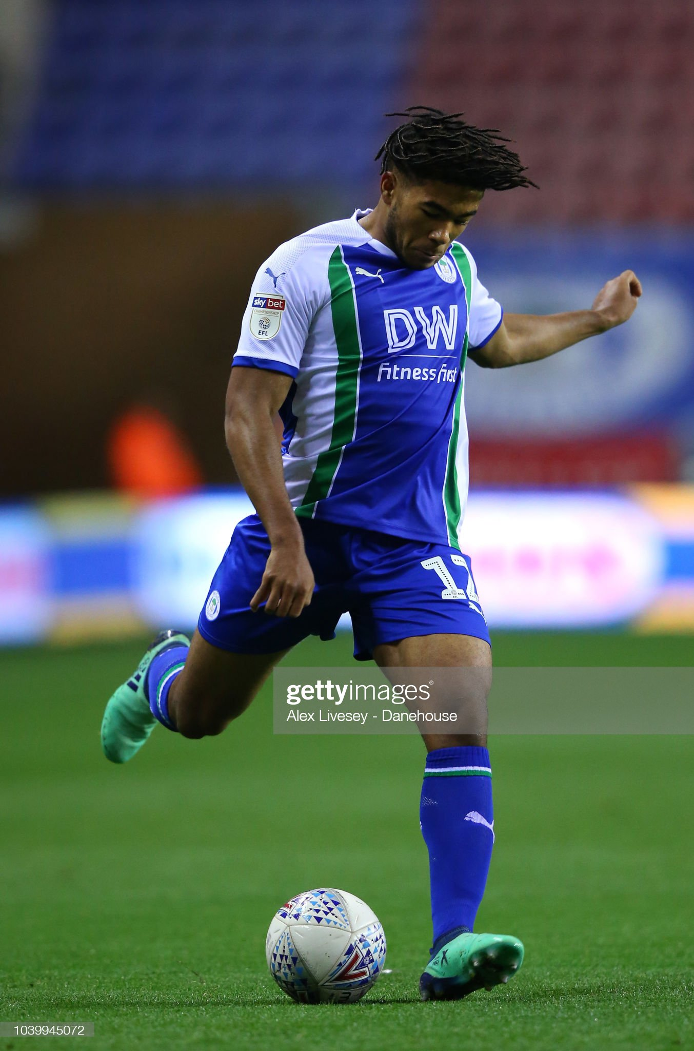 Wigan Athletic v Bristol City - Sky Bet Championship : News Photo